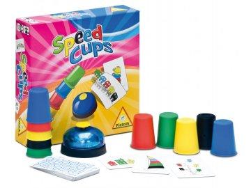 Společenská hra Piatnik Speed Cups