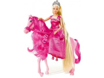 Simba Steffi princezna na koni 1