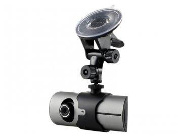 DUAL DVR kamera X3000 s HD, GPS a G senzorem