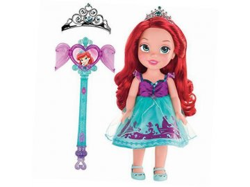 Jakks Pacific Disney Prinecess Ariel a kouzelná hůlka 35 cm