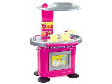 Mochtyos Dětská kuchyňka 67 cm s příslušenstvím 11085