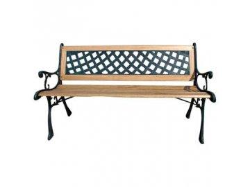 Zahradní lavička Happy Green Classic 504030