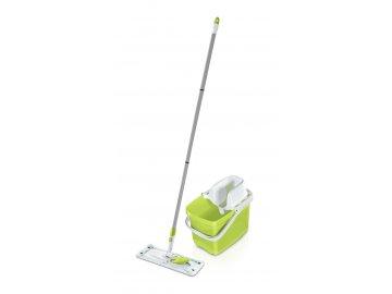 Leifheit sada na vytírání Combi Clean M set fresh lime 52046