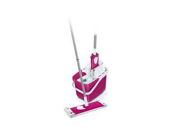 Leifheit sada na vytírání Combi Clean M růžová