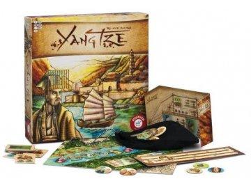 Společenská hra Piatnik Yangtze 1