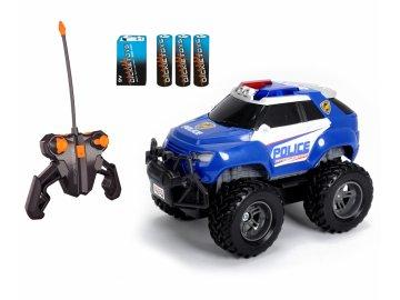 Dickie Toys RC Policejní offroad 1 ku 15