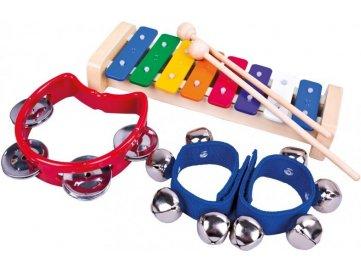 Bino Sada hudebních nástrojů 1