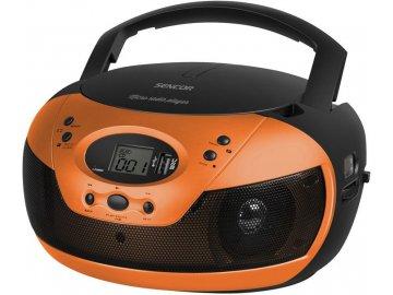 rádio s CD USB MP3 Sencor SPT 229 1