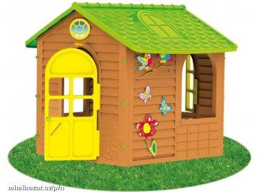 Mochtoys Dětský zahradní domeček 108309