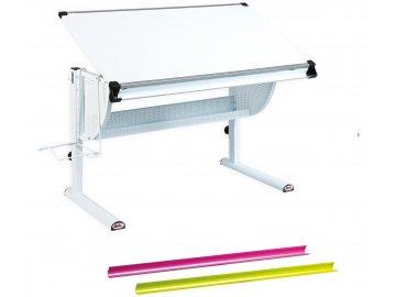 Dětský rostoucí psací stůl Matts 3 in 1