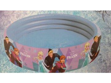 GIM dětský bazének Ledové království 150x30 cm