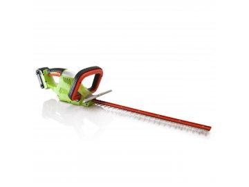 Akumulátorové nůžky na živý plot Güde HS 510 18 Set 95783