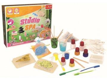 Trefl Vědecká hra 21 pokusů Studio Spa Science 4 you