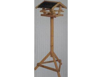 Dobar Krmítko pro ptáky domek na stojně 98748