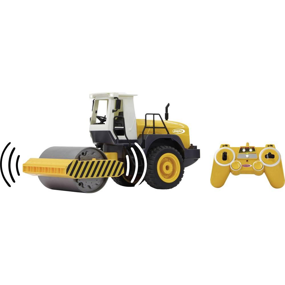 Jamara RC funkční model silniční válec s vibrační funkcí 410011 1:20