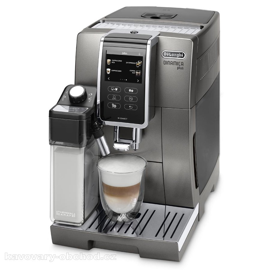 De Longhi Automatický espresso kávovar DeLonghi ECAM 370.95.T