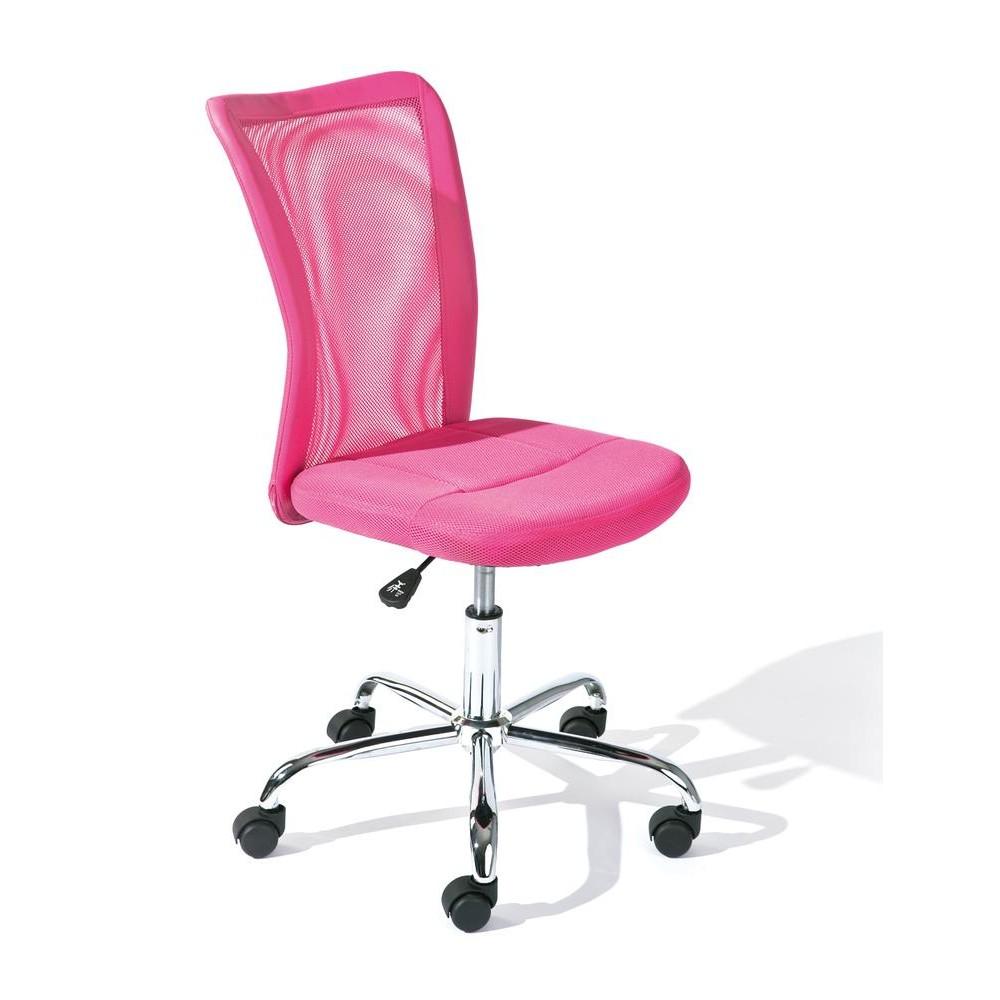 Interlink Dětská židle Bonnie - růžová