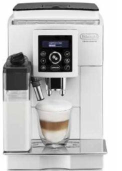 De Longhi espresso DeLonghi ECAM 23.460 S - bílý