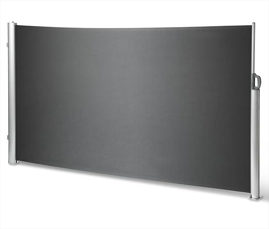 ABC boční markýza Cult 300x160 cm antracit/šedá