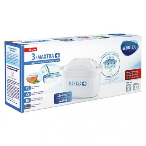Vodní filtry Brita Maxtra Plus 3 ks