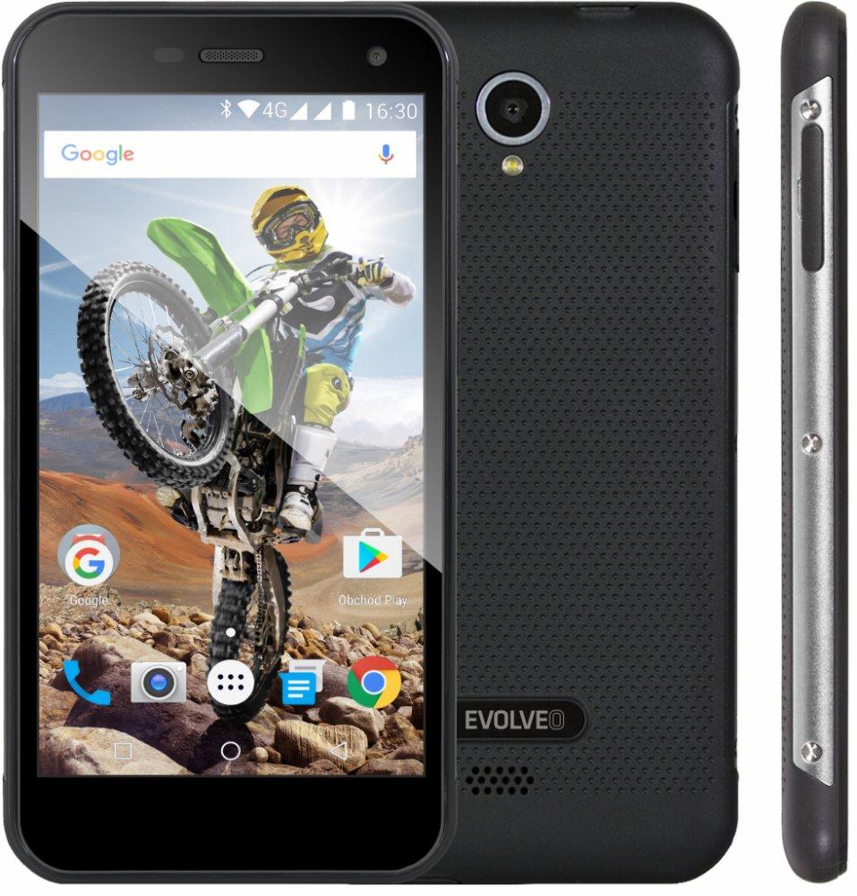 Odolný mobilní telefon EVOLVEO StrongPhone G2 - CZ DISTRIBUCE !