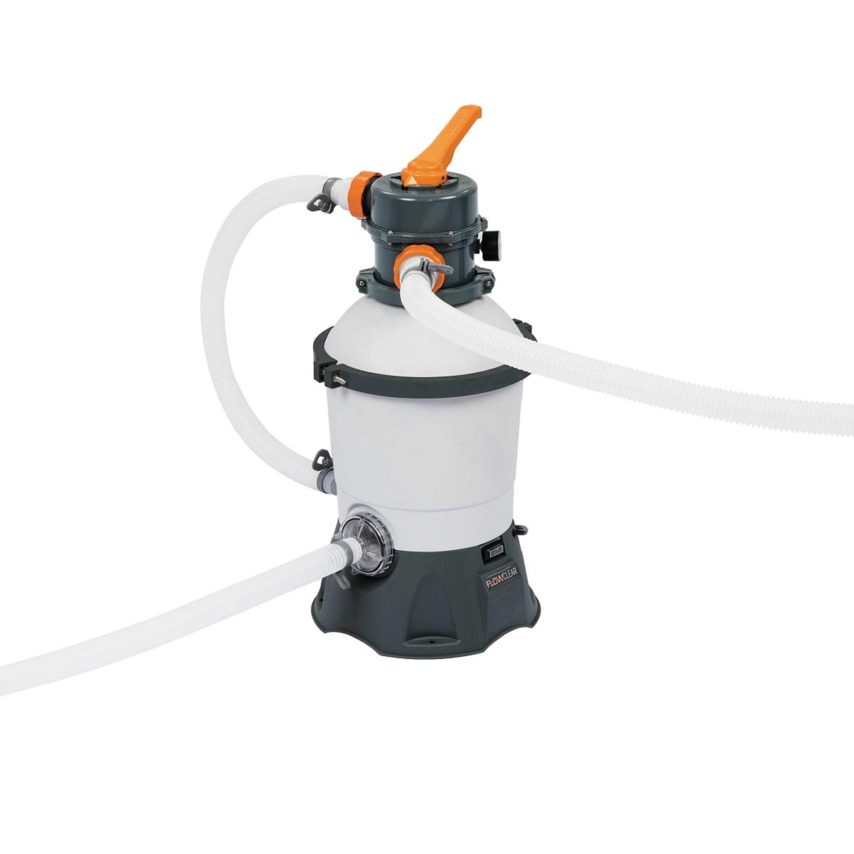 Písková filtrace Bestway 58515 STANDARD PLUS 3028 l/hod model 2020