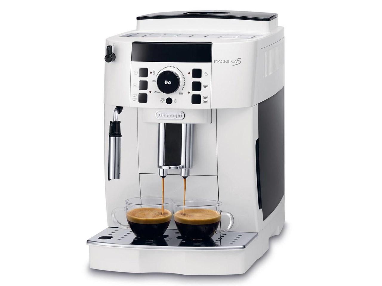 De Longhi Espresso DeLonghi ECAM21.117.W bílé