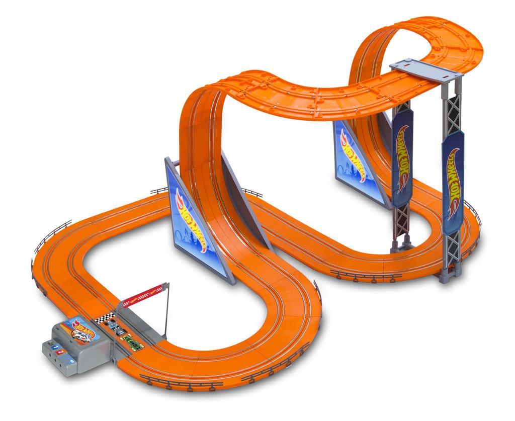 Kidztech Závodní dráha Hot Wheels Zero Gravity 660 cm s adaptérem 83161