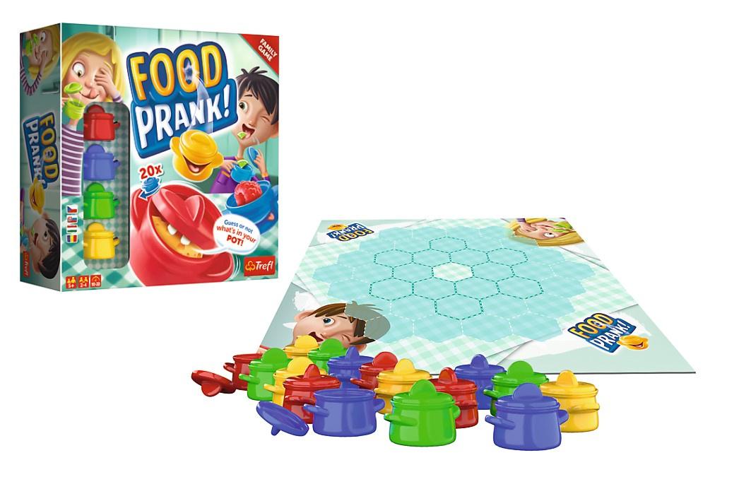 Trefl Food Prank