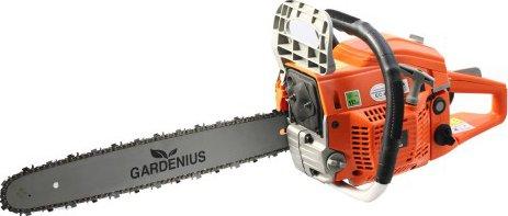 Benzinová řetězová pila Gardenius GB4P45-45