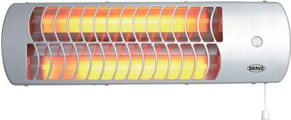 Koupelnový infrazářič Bravo B-4673
