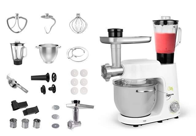 Orava Multifunkční kuchyňský robot Chef