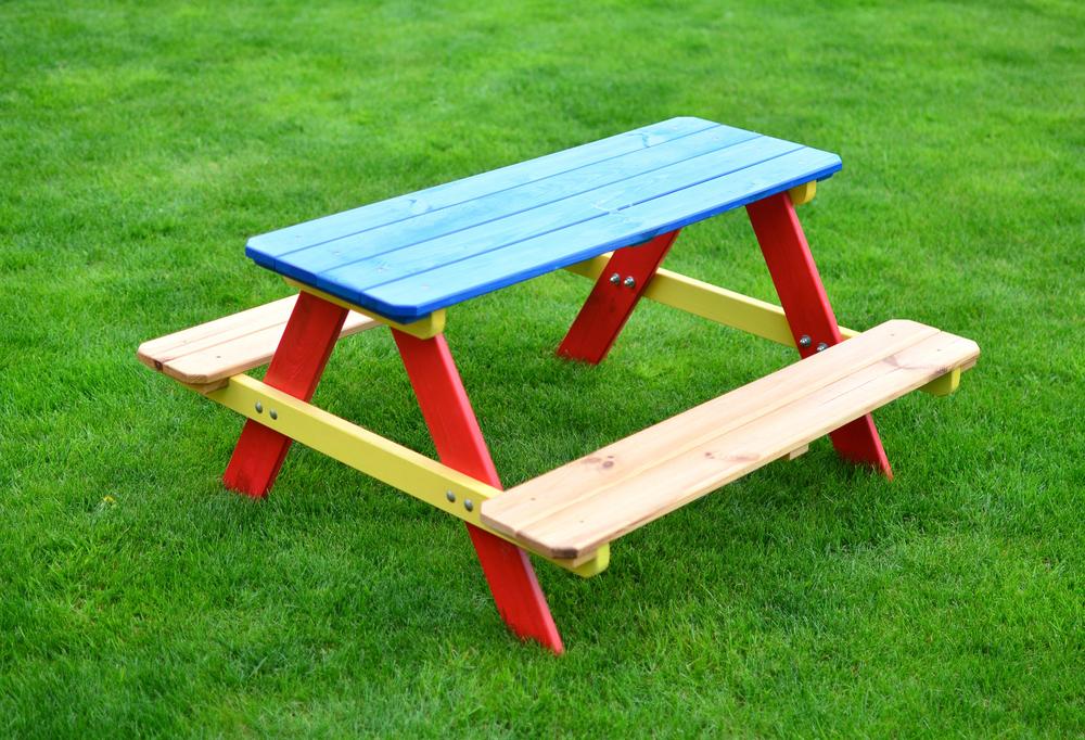 Rojaplast Dětský set Piknik - barevný