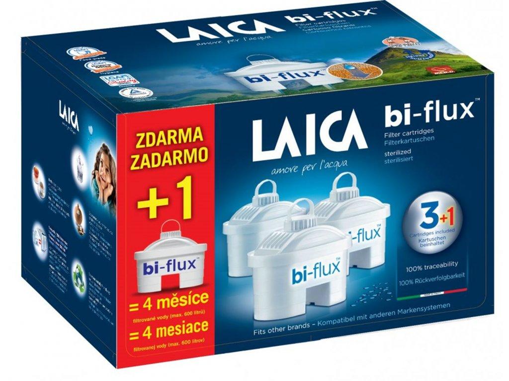 Laica Bi-Flux filtr do konvice 3+1 (F3+1M)
