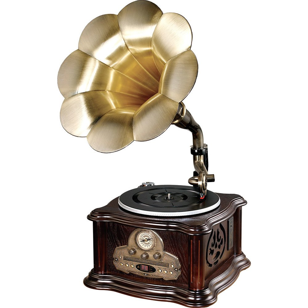 Platinium Retro gramofon s CD RP-013C