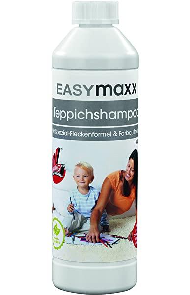 Levně Cleanmaxx Šampon na koberce pro strojové čištění EasyMaxx 500 ml