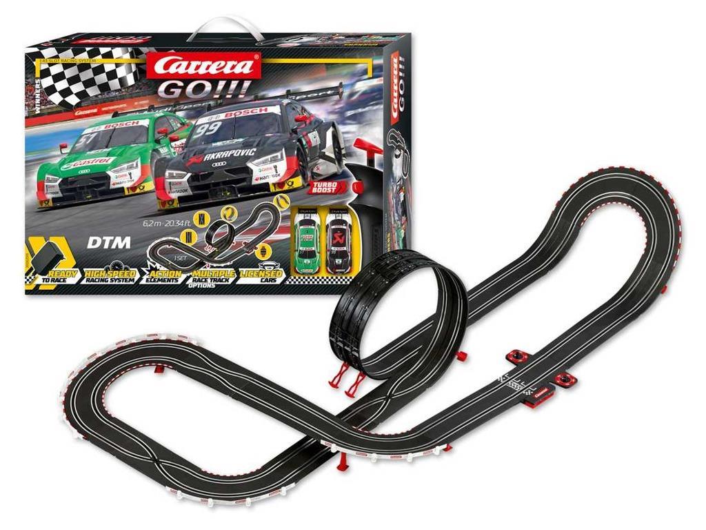 Autodráha Carrera GO 62519 Winners