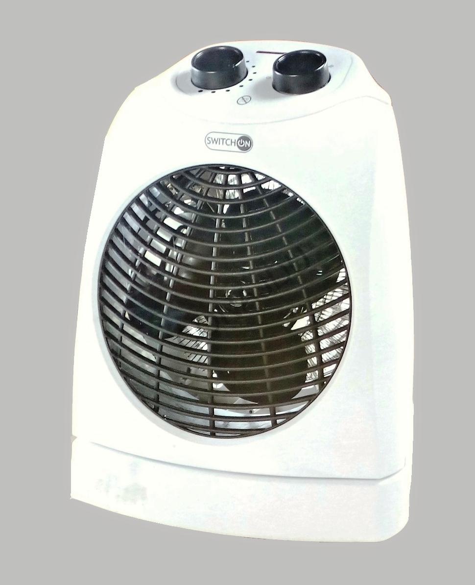 Switch On SwitchOn Teplovzdušný ventilátor s oscilací HE-B0101