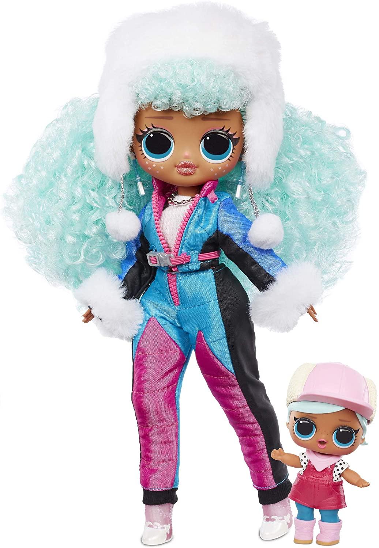 MGA LOL Surprise OMG Winter Chill Icy Gurl & Brrr B.B.