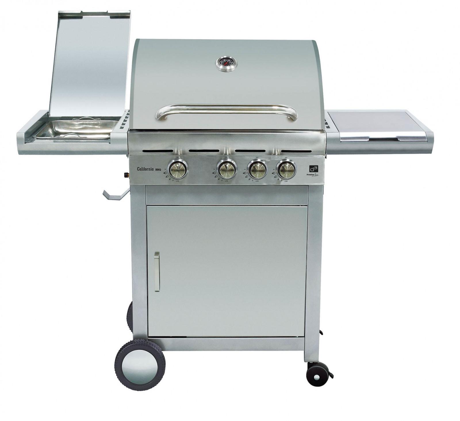 Zahradní plynový gril G21 California BBQ Premium line