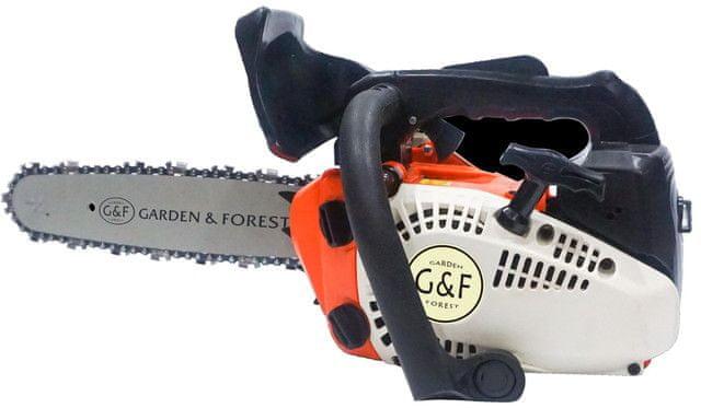 G&F Garden & Forest Benzínová řetězová pila jednoruční GF-2500