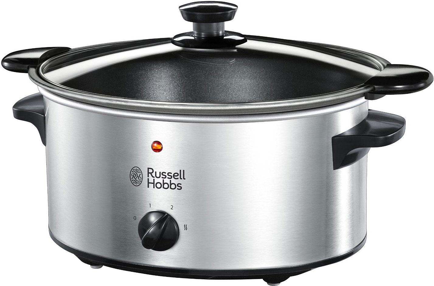 Russel Hobbs Elektrický hrnec na pomalé vaření Russell Hobbs 22740-56 Cook@Home - DOPRAVA OD 59,- Kč (BALÍKOVNA.CZ)