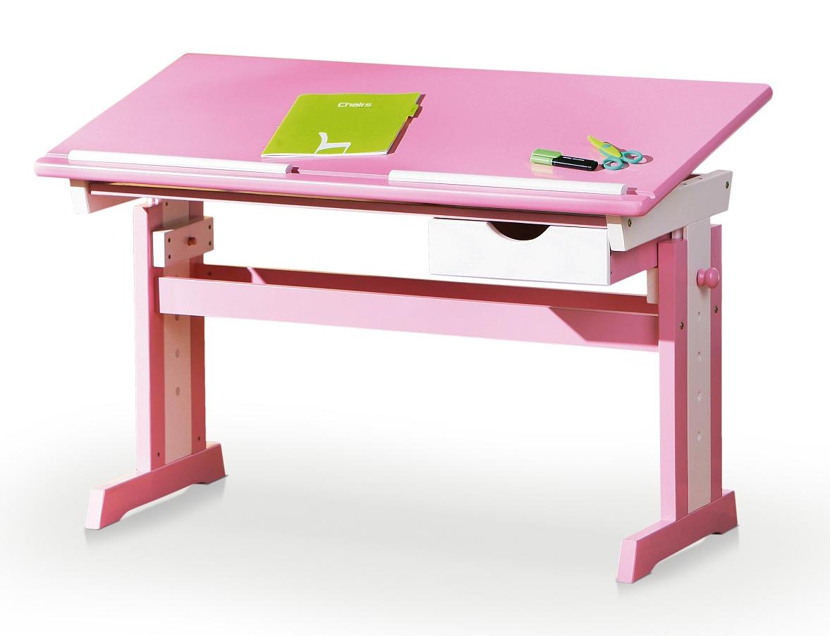 Dětský rostoucí psací stůl Halmar CECILIA - DOPRAVA POUZE 79,- Kč ! NEJVÝHODNĚJŠÍ KOUPĚ NA TRHU