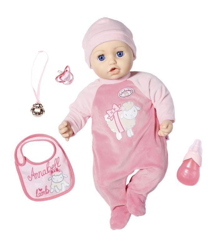 Zapf Creation Baby Annabell Annabell 43 cm - DOPRAVA OD 54,- Kč (ZÁSILKOVNA.CZ)