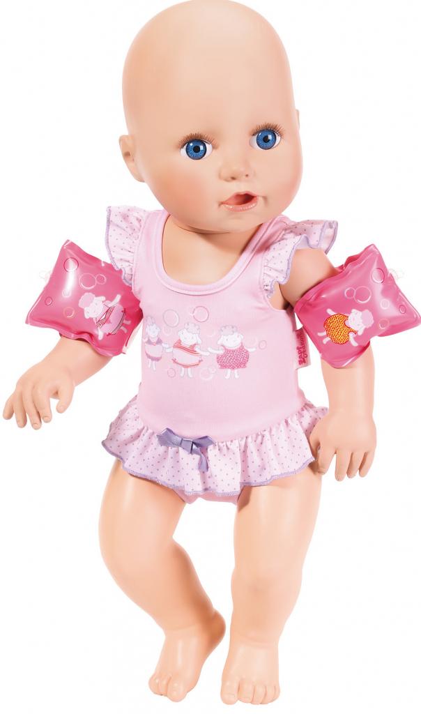 Zapf Creation Baby Annabell Panenka Učí se plavat - DOPRAVA OD 49,- Kč (ZÁSILKOVNA.CZ)