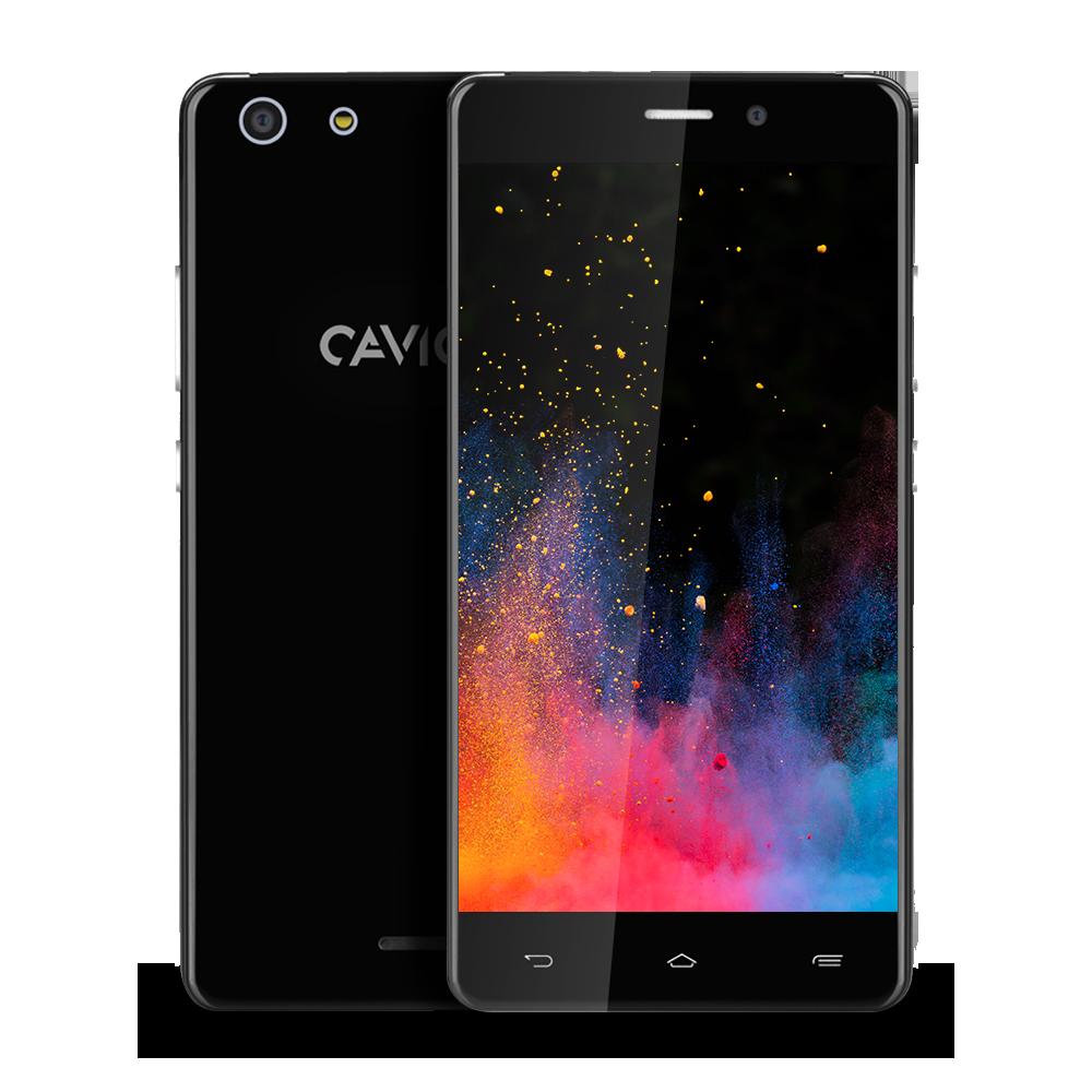 Smartphone Cavion Base 5.0 LTE - DOPRAVA OD 49,- Kč (ZÁSILKOVNA.CZ)