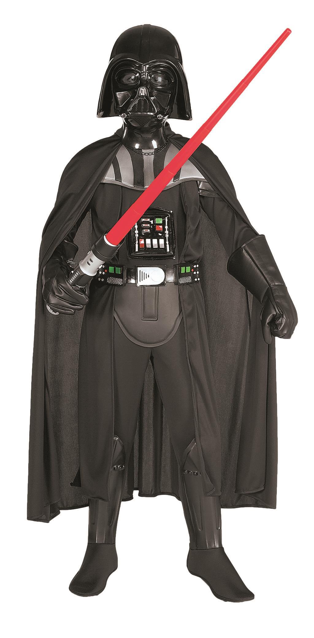 Dětský kostým Darth Vader Deluxe Star Wars - DOPRAVA OD 49,- Kč (ZÁSILKOVNA.CZ)