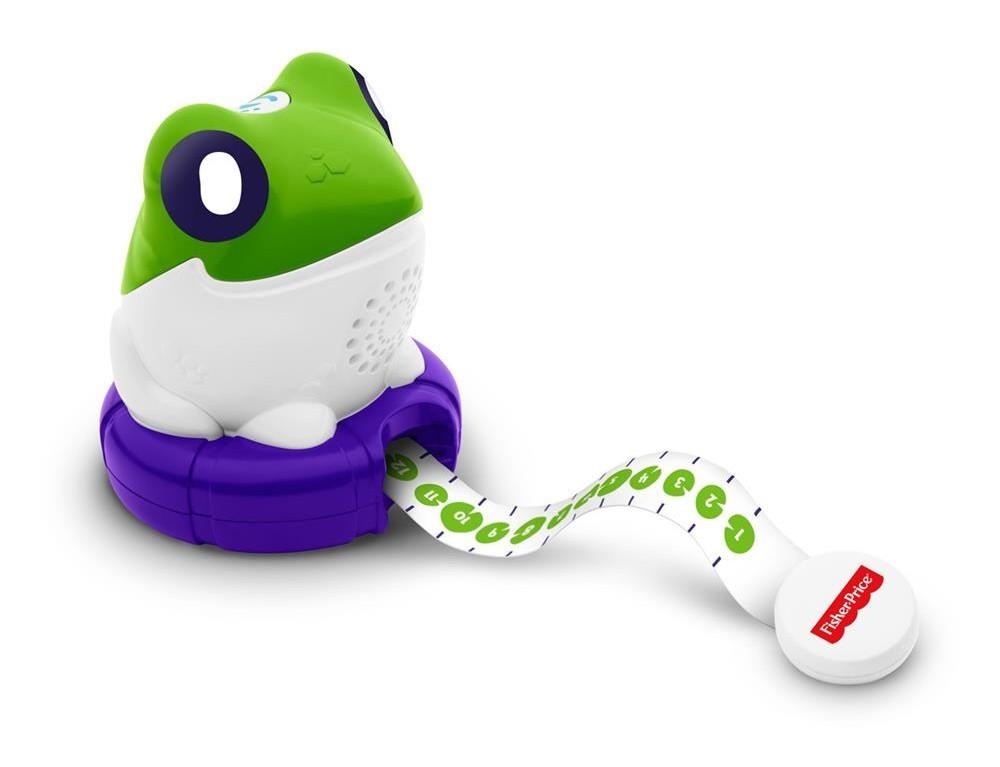 Fisher-Price Fisher Price Žabka nauč se měřit