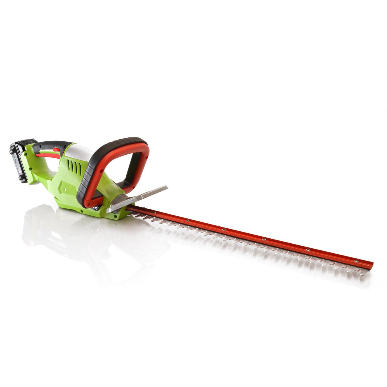 Akumulátorové nůžky na živý plot Güde HS 510/18 Set 95783
