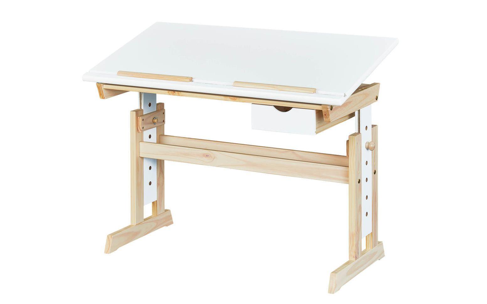 Halmar Dětský rostoucí psací stůl ALBIN